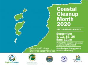 Coastal Cleanup Month 2020